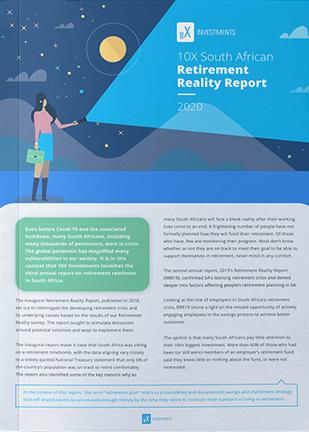 10X_SA_Retirement_Reality_Report_2020_Cover